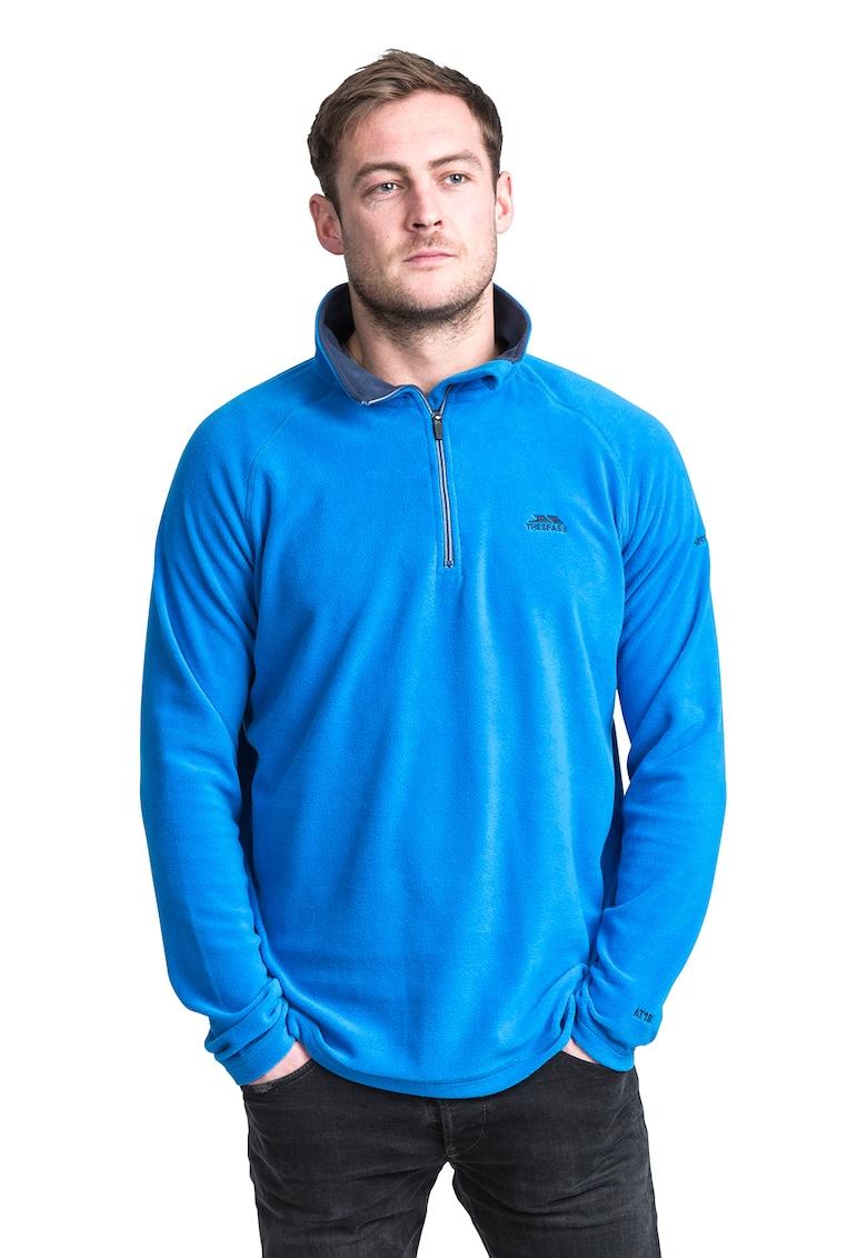 Bluza sport din material microfleece cu fenta cu fermoar Blackford imagine