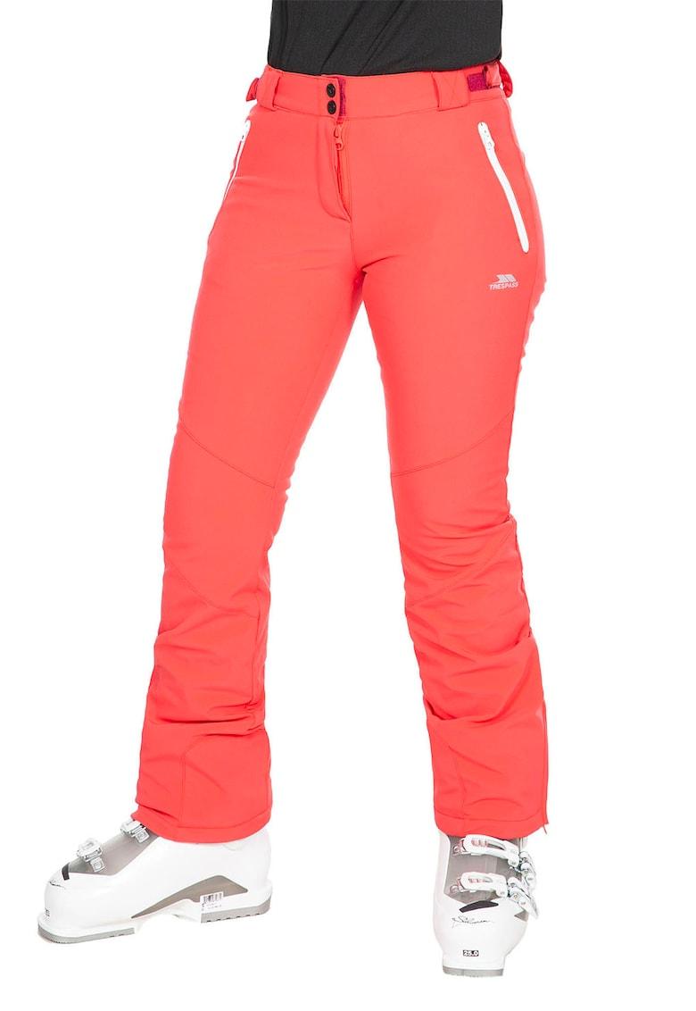 Pantaloni slim fit cu banda ajustabila in talie - pentru schi Lois