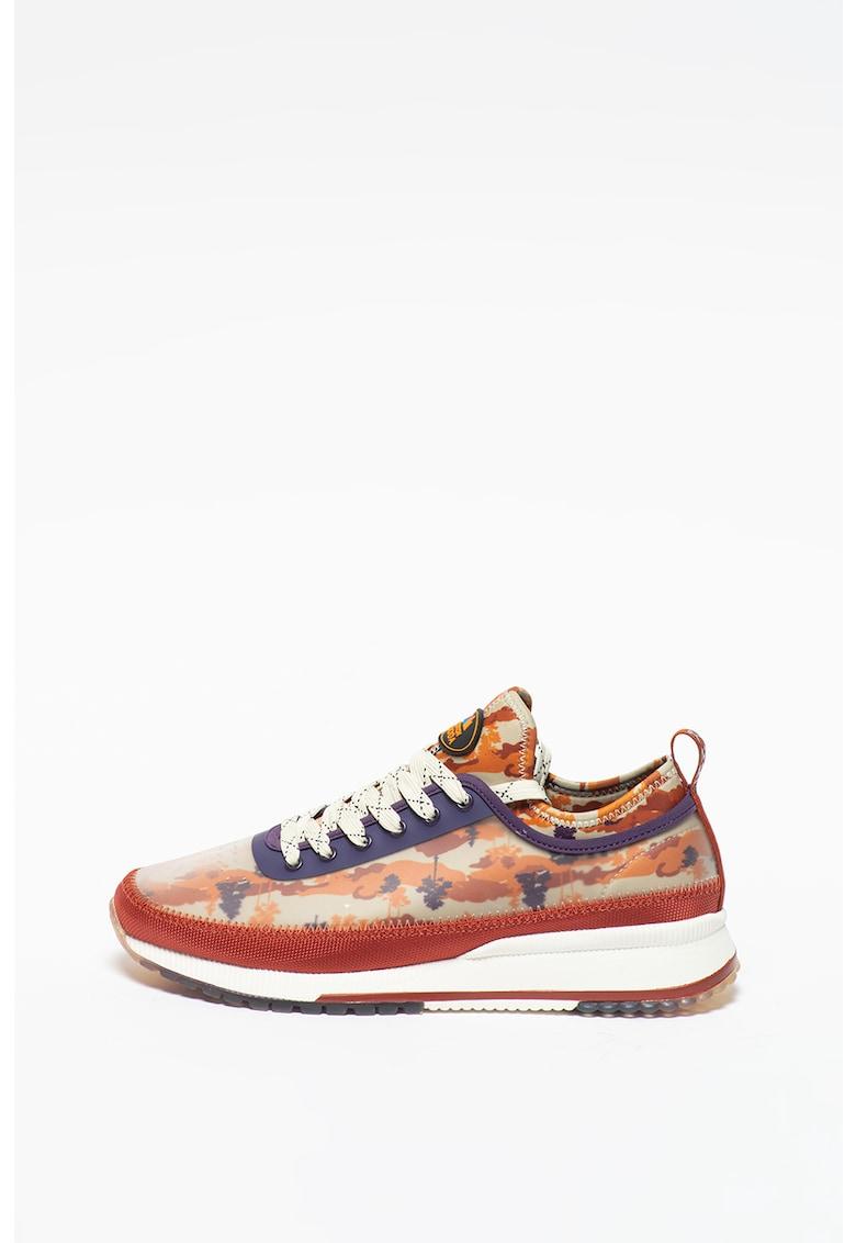 Pantofi sport cu imprimeu forestier Vivex