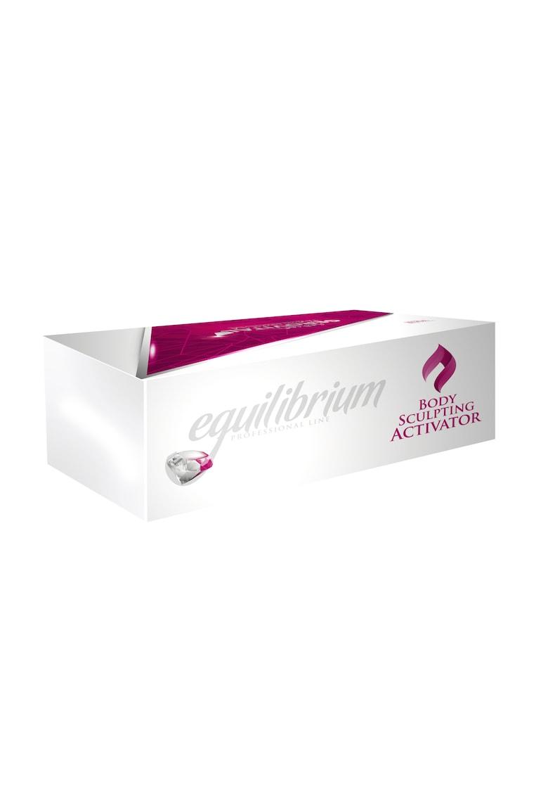 Gerovital Fiole activator remodelare corporala  H3 Equilibrium - 20 buc x 10 ml