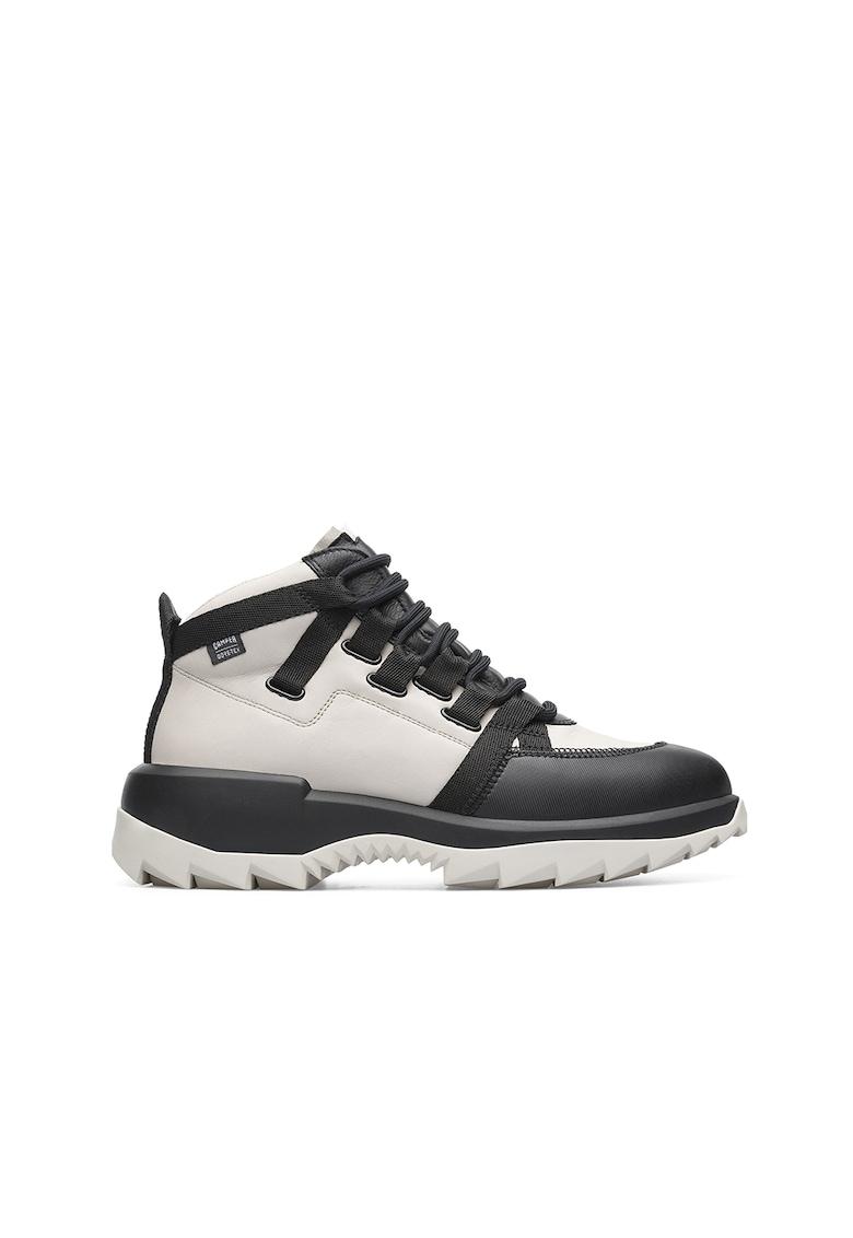 Pantofi sport impermeabili de piele Helix