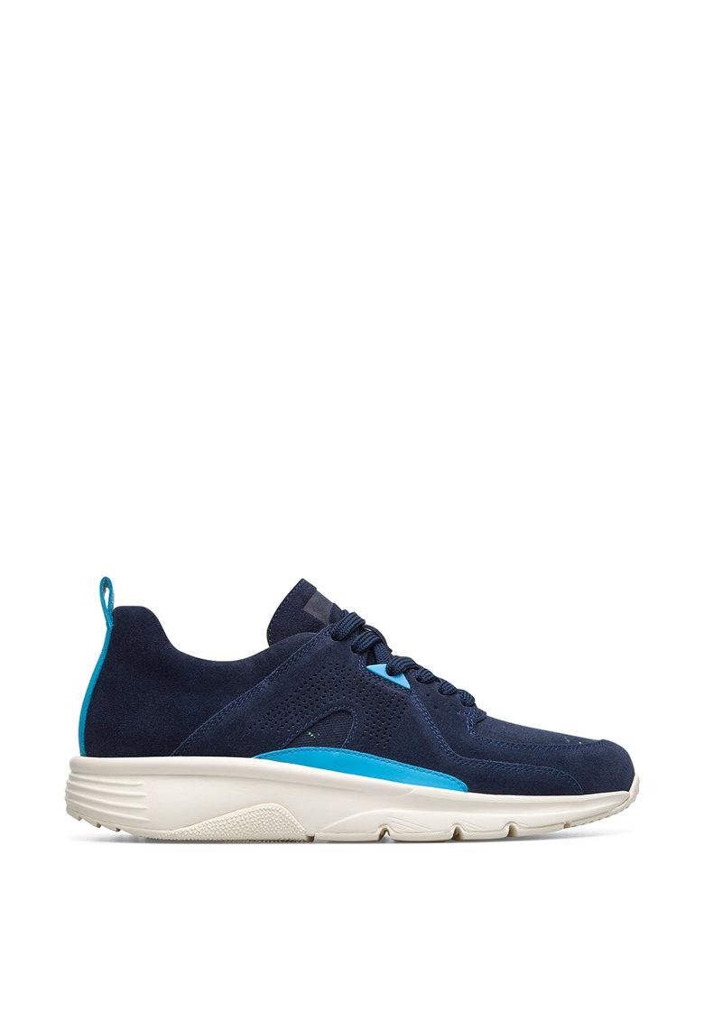 Pantofi sport din piele nabuc