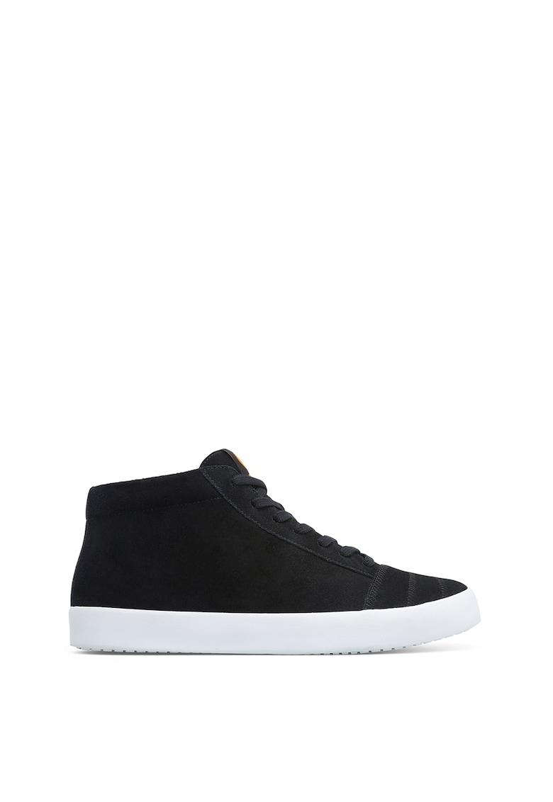 Pantofi sport mid-high din piele intoarsa Imar imagine