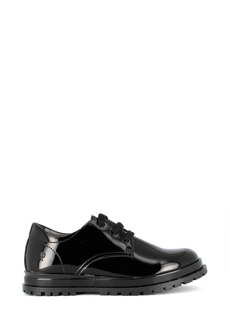 Pantofi de piele lacuita imagine promotie