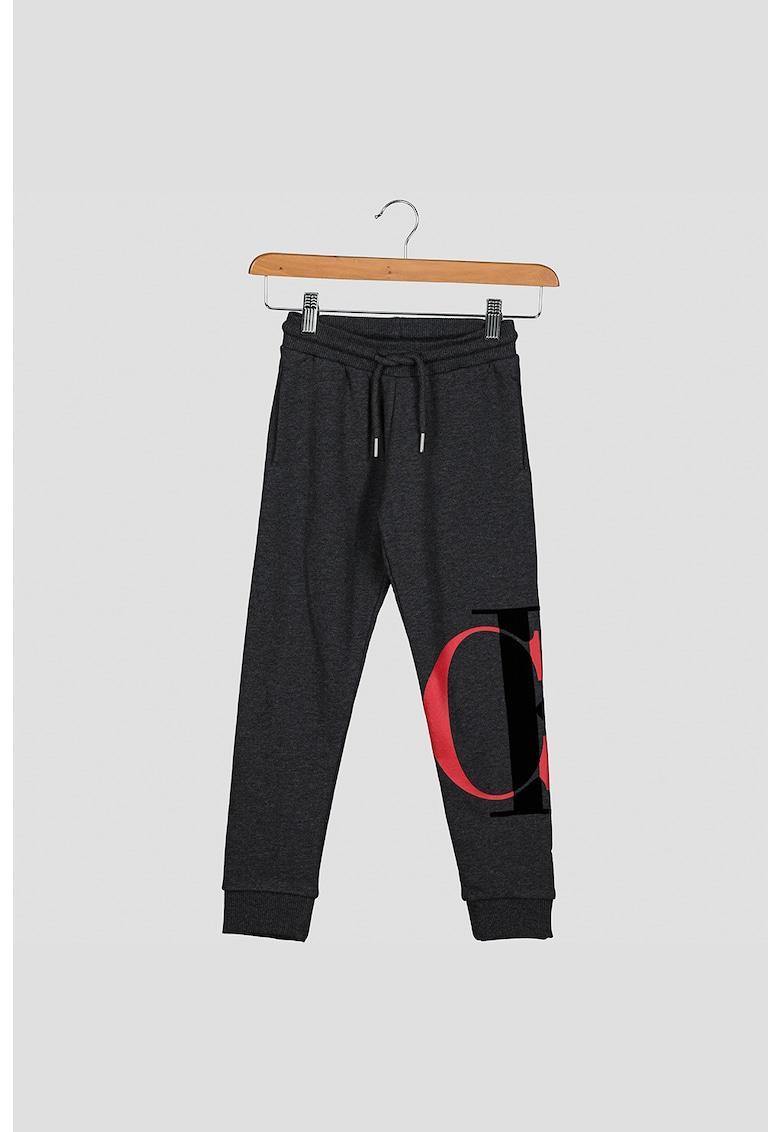 Pantaloni sport din bumbac organic