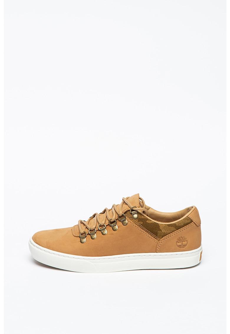Pantofi casual de piele nabuc Adv 2.0