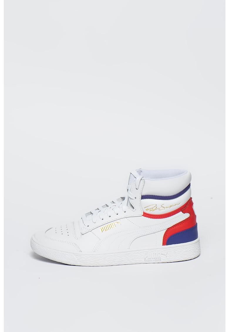 Pantofi sport mid-high de piele Ralph Sampson 370847