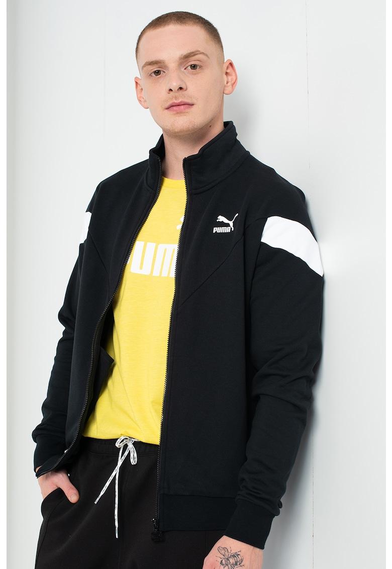 Bluza sport cu fermoar Iconic MCS de la Puma