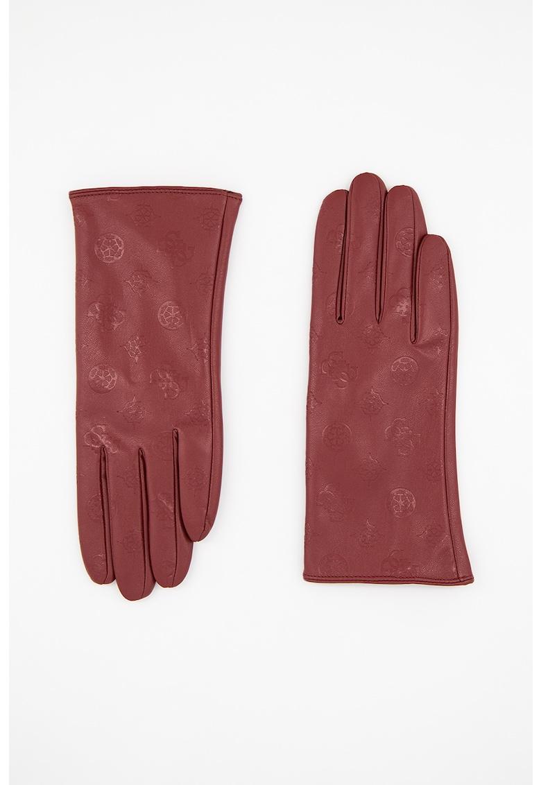 Manusi de piele ecologica poza fashiondays
