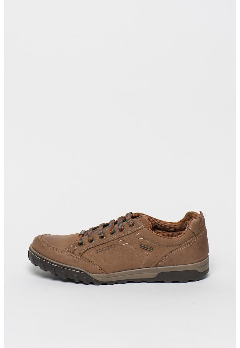 Pantofi casual de piele imagine