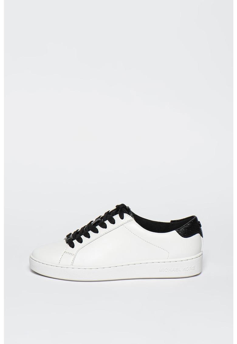 Pantofi sport de piele Irving Michael Kors fashiondays.ro