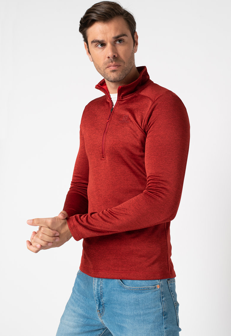 Bluza regular fit - pentru drumetii Transition
