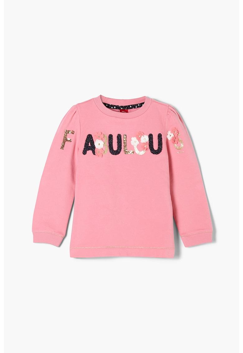 Bluza cu aplicatii imagine fashiondays.ro