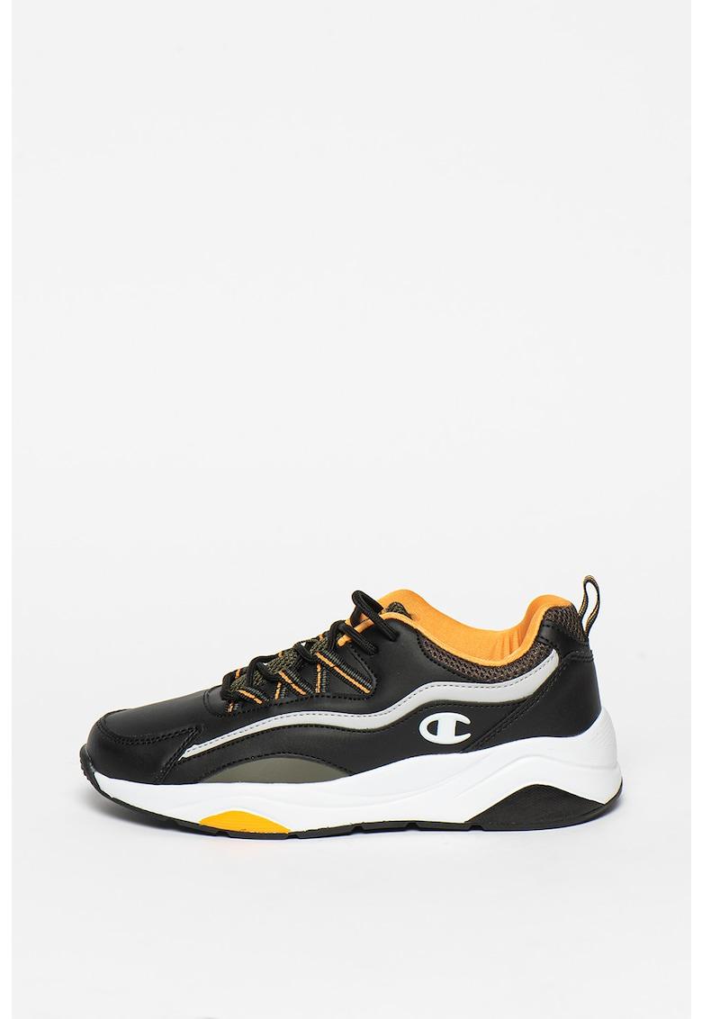 Pantofi sport de piele ecologica Niner imagine promotie