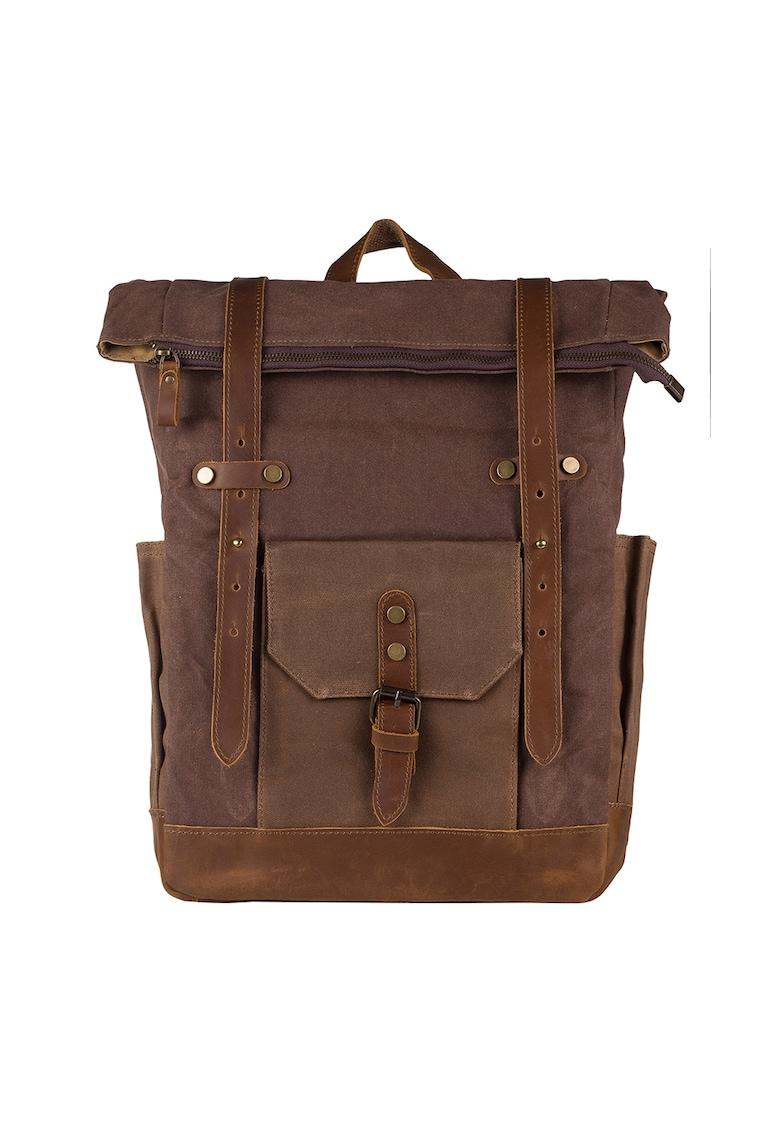 Urban Bag Rucsac unisex cu buzunar frontal