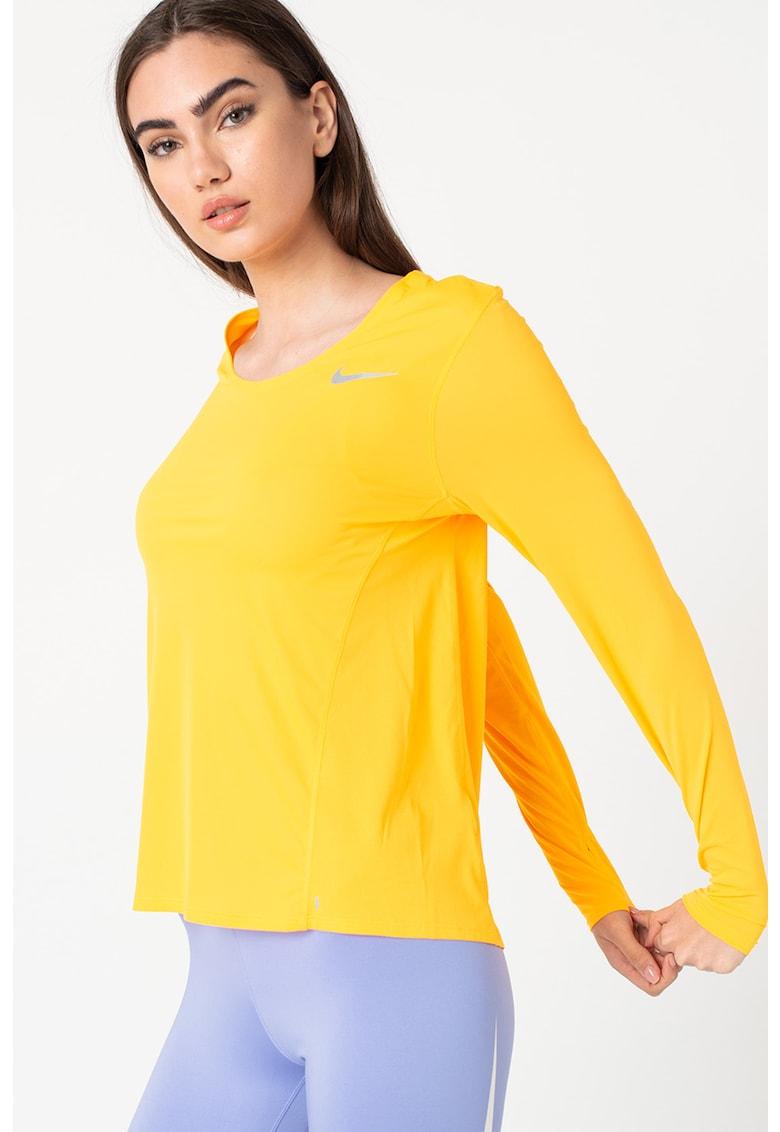 Bluza cu slituri pentru degete - pentru alergare City Sleek fashiondays.ro