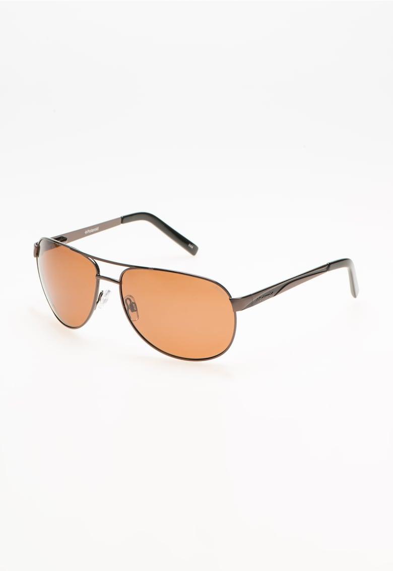 Ochelari de soare gri hematit cu lentile Ultrasight™