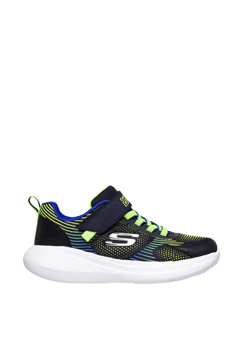 Pantofi sport de piele ecologica Go Run Fast - Sprint Jam imagine