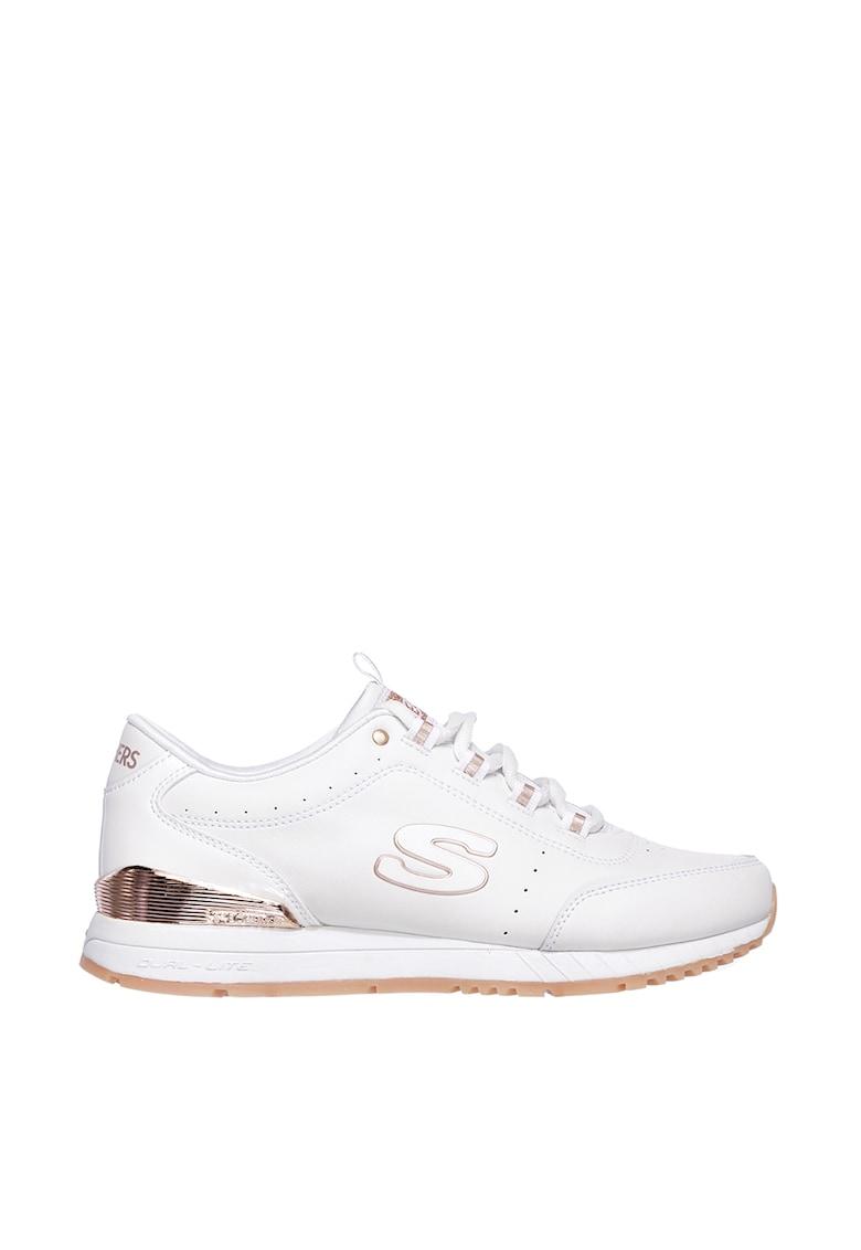 Pantofi sport de piele cu perforatii Sunlite - Delightfully OG imagine