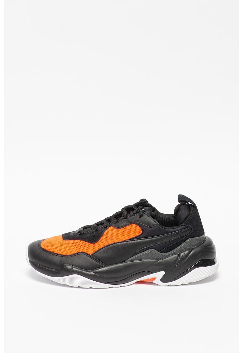 Pantofi sport unisex cu aspect masiv Thunder Fashion imagine