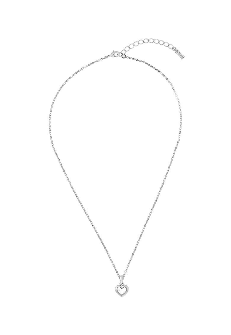 Colier cu pandantiv in forma de inima Mother of Pearl Harriot imagine promotie