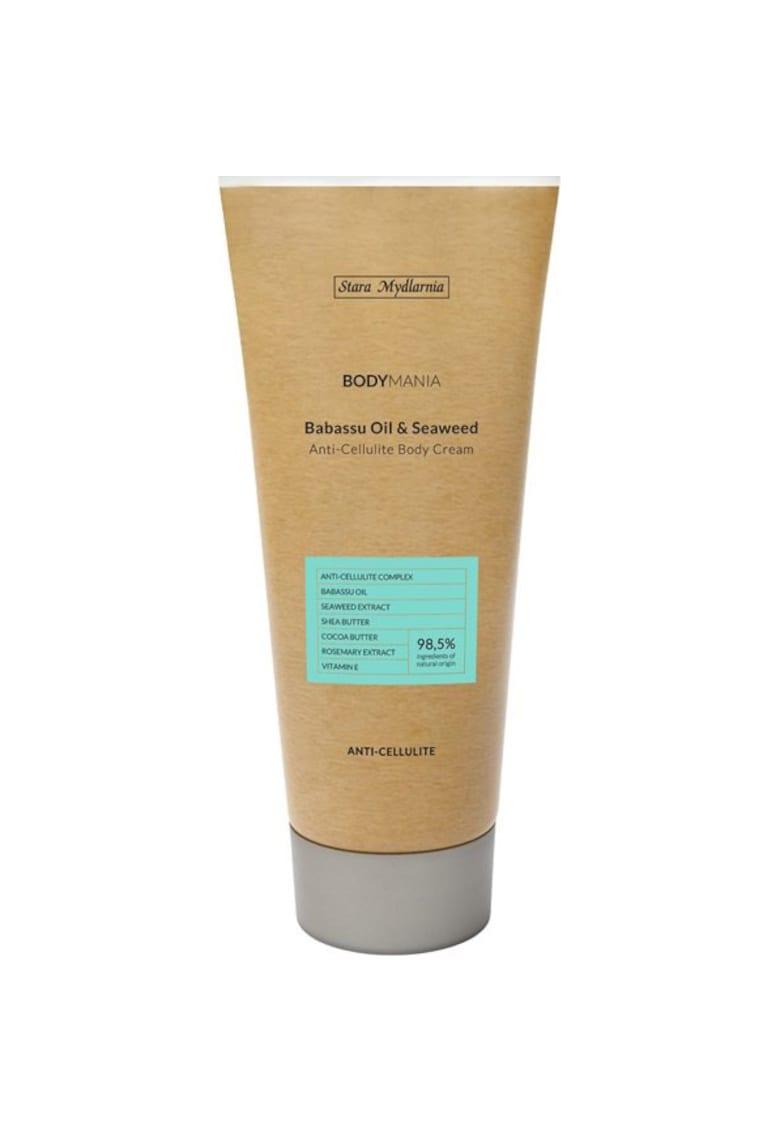 Crema de corp anticelulitica Babassu Oil - 100 ml imagine fashiondays.ro