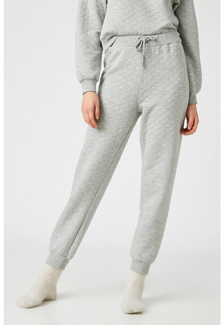 Pantaloni de pijama cu snur
