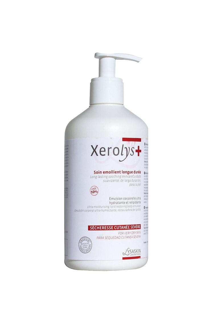 Xerolys+ Emulsie hidratanta de lunga durata Si ultra relipidanta pentru corp
