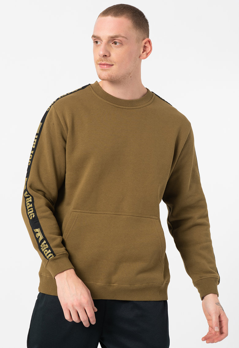 Bluza sport cu logo Streeter