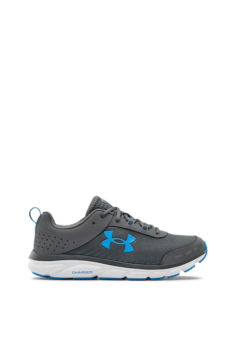 Pantofi cu insertii din piele pentru alergare Charged Assert imagine