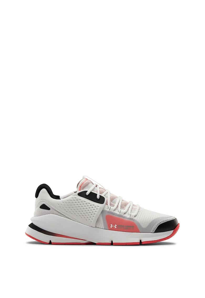 Pantofi sport unisex cu insertii de material textil Forge Rc
