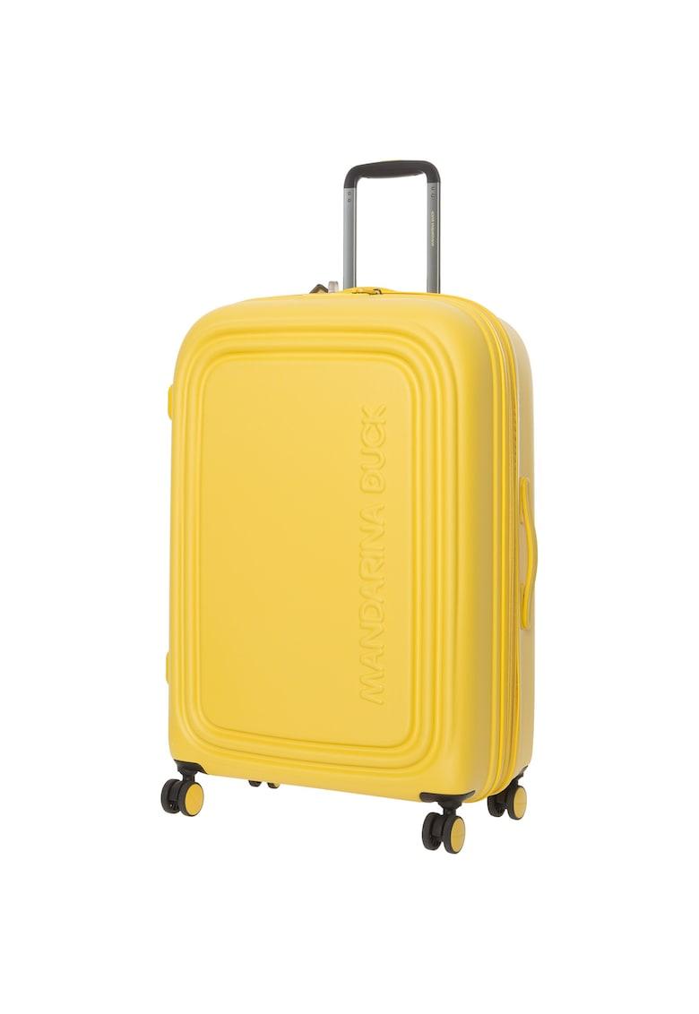 Troler Logoduck+ - Duck Yellow - 49x75x31/34cm