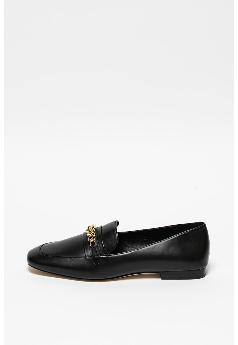 Pantofi loafer de piele Dolores