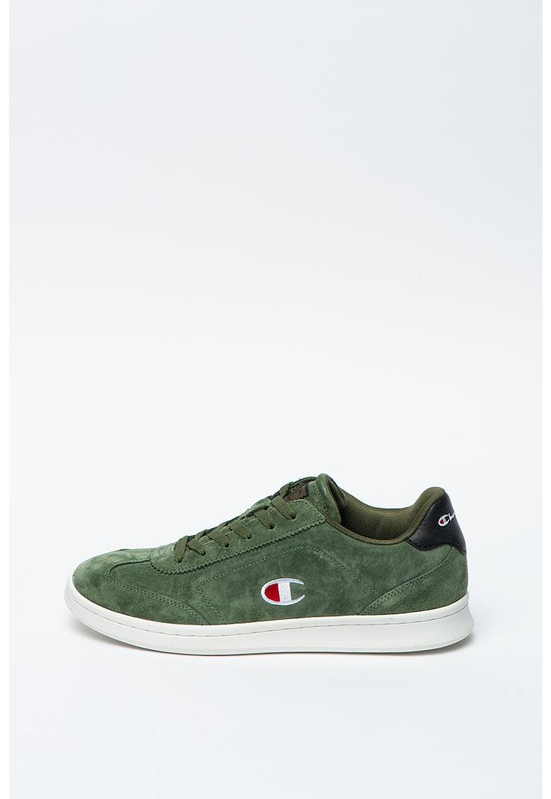 Pantofi sport de piele intoarsa low-top Southhaven imagine promotie