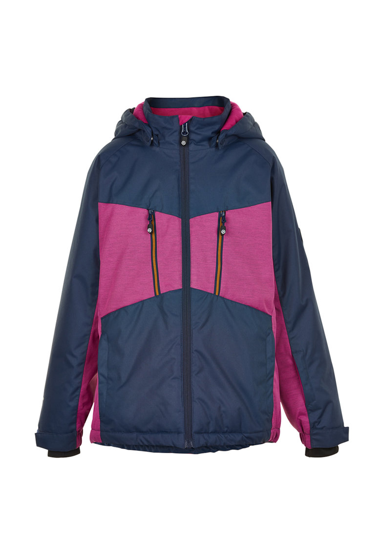 Jacheta impermeabila - cu gluga - pentru ski poza fashiondays