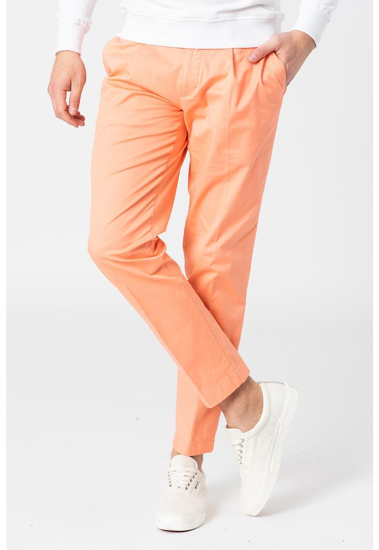 Pantaloni chino conici de la Tommy Hilfiger
