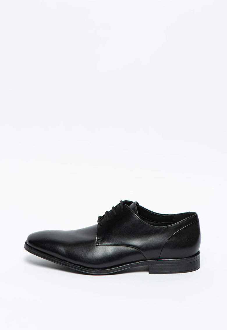 Pantofi derby de piele Gilman