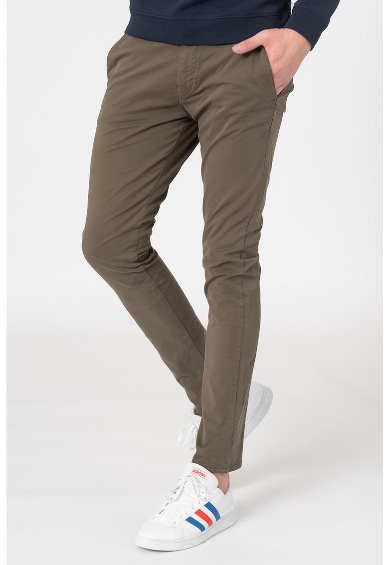 Pantaloni chino slim fit fashiondays.ro