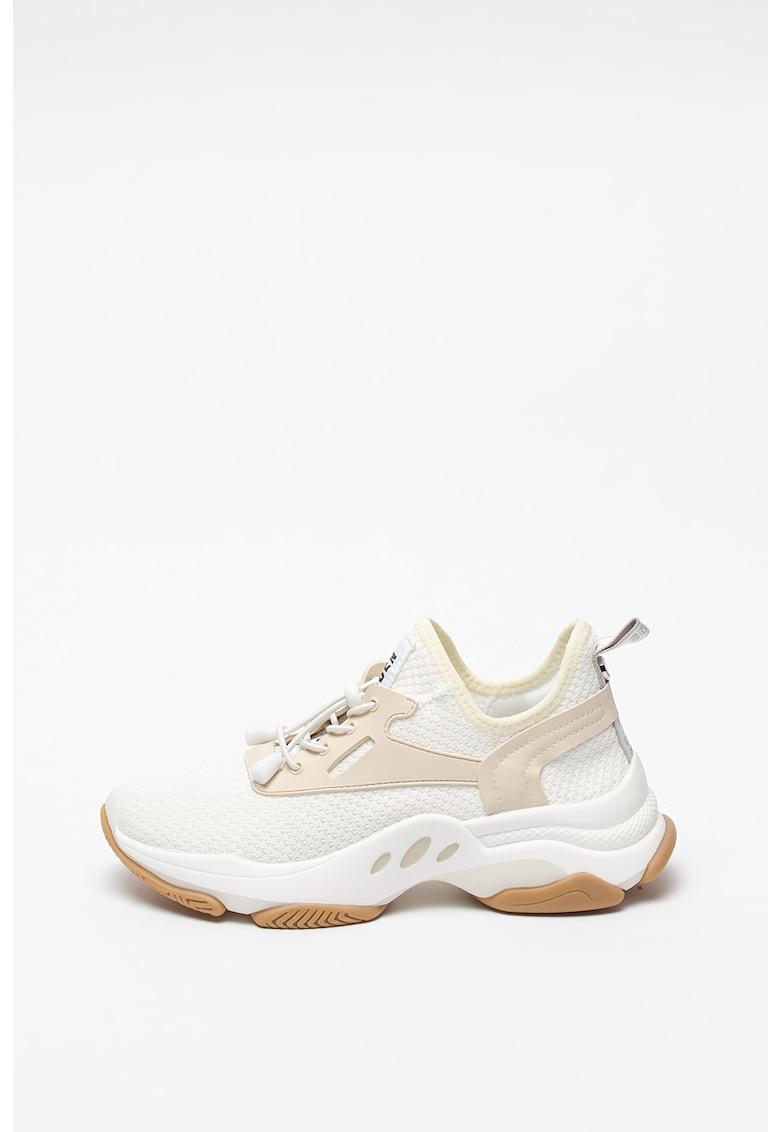 Pantofi sport slip-on de plasa Match