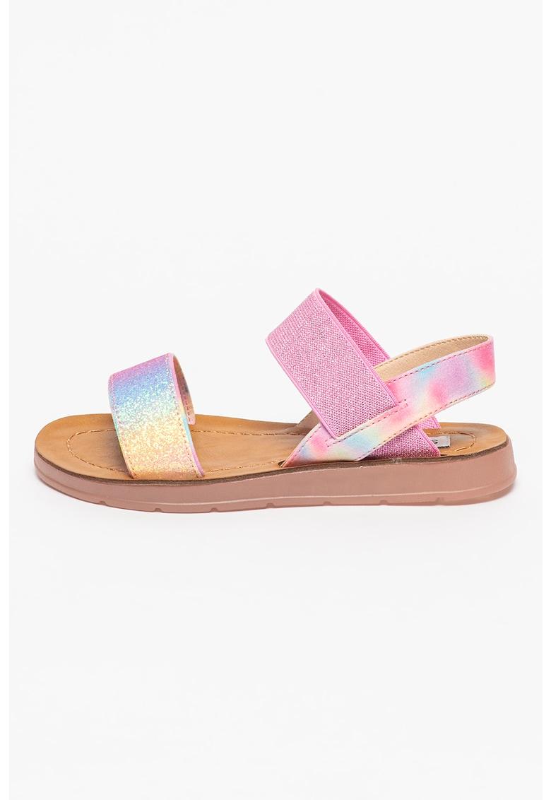 Sandale cu insertii stralucitoare Jpalash