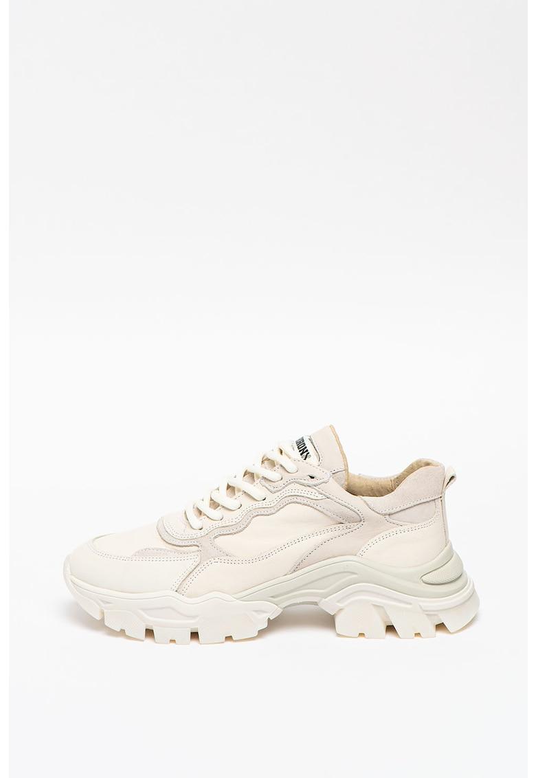 Pantofi sport de piele Massive imagine promotie