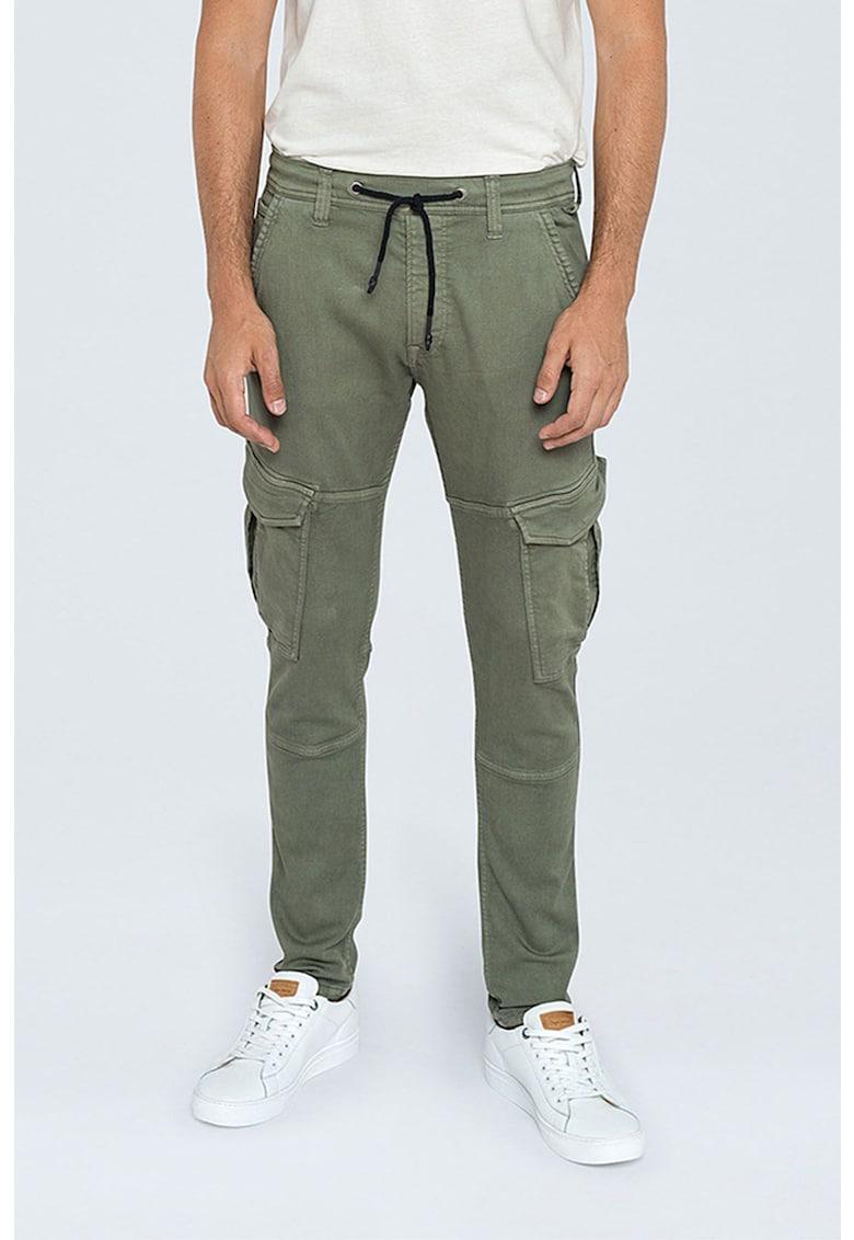 Pantaloni cu snur de ajustare imagine