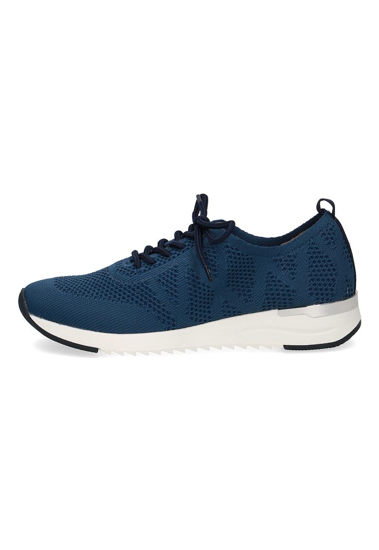 Pantofi sport de plasa tricotata