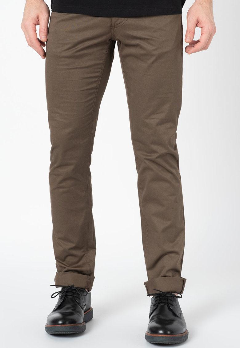 Couture - Pantaloni slim fit imagine