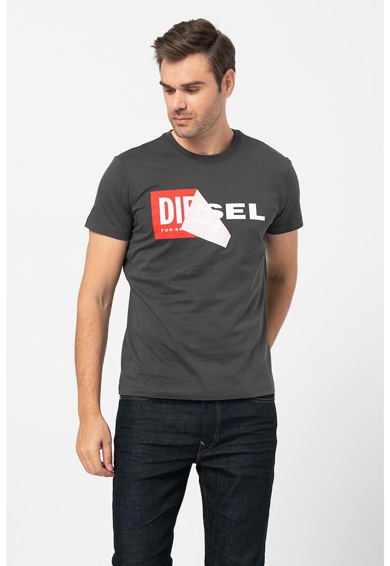 Tricou cu imprimeu logo T-Diego