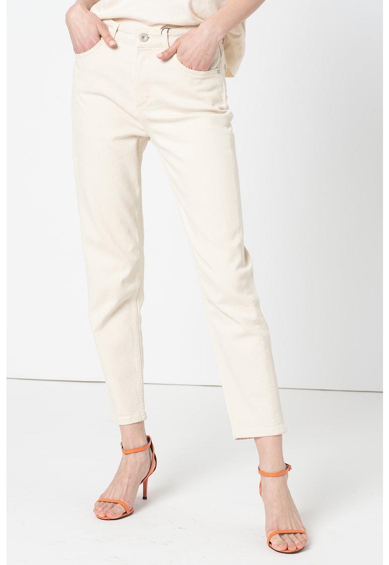 Pantaloni mom fit imagine