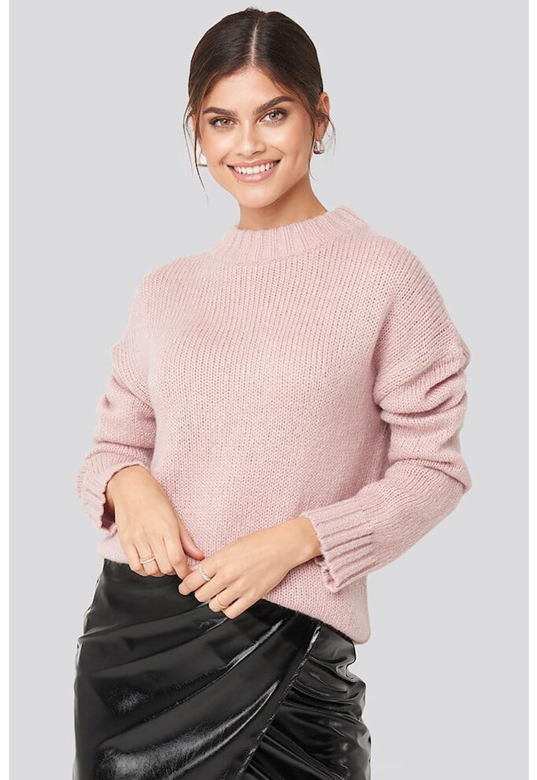 Pulover supradimensionat din tricot