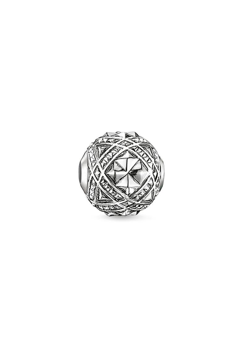 Talisman de argint veritabil 925 cu tinte