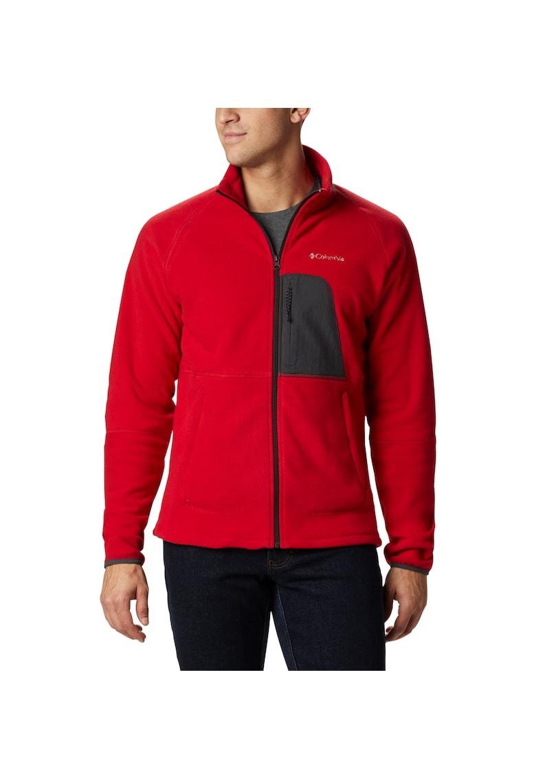 Bluza sport din material fleece - pentru drumetii Rapid Expedition™ imagine