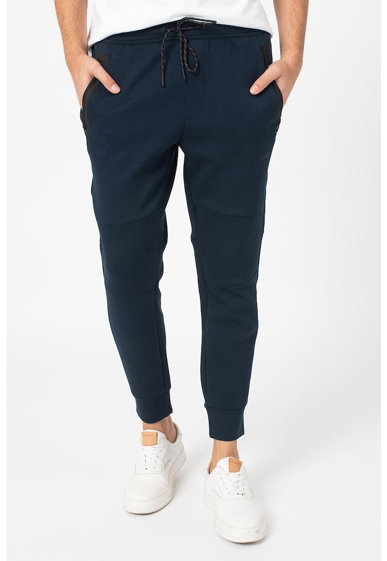 Pantaloni sport cu buzunare cu fermoar imagine
